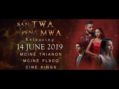 San Twa Pena Mwa - Official Trailer (2019) | Mauritius | Narvada, Hitesh, Naglaa, Yannick