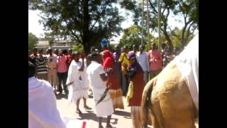 Ethiopian People Dances