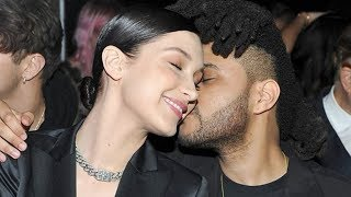 Video Bella Hadid CAUGHT Making Out With The Weeknd At Coachella 2018 MP3, 3GP, MP4, WEBM, AVI, FLV April 2018