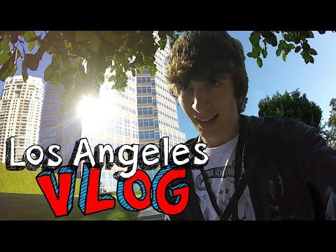 vlog epico a los angeles - favij