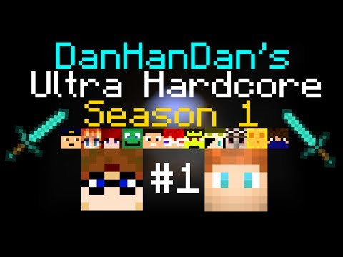 "Danhandan's Ultra Hardcore - Se1ep1 - ""heavy Damage"""