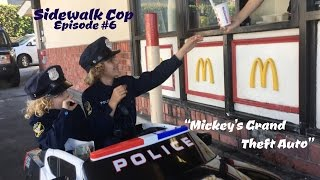 Video Sidewalk Cop - Episode 6 - Mickey's Grand Theft Auto MP3, 3GP, MP4, WEBM, AVI, FLV Oktober 2018