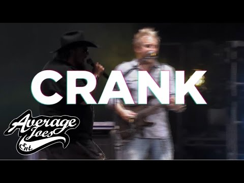 Crank It Up Lyric Video