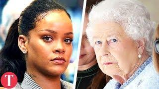 Video 10 Times Queen Elizabeth Was Disrespected In Public MP3, 3GP, MP4, WEBM, AVI, FLV November 2018