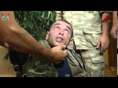 Карабах. Азербайджан схватил армянского диверсанта - ДОПРОС. Армения Опозорилась. Нагорный Карабах.
