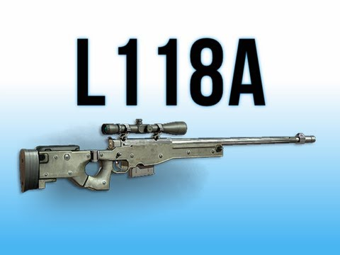 L118A - Click here to watch MW3 In Depth Dragunov: http://www.youtube.com/watch?v=jpB7Ve1IYmQ In this episode Modern Warfare 3 In Depth I cover the L118A sniper rifl...