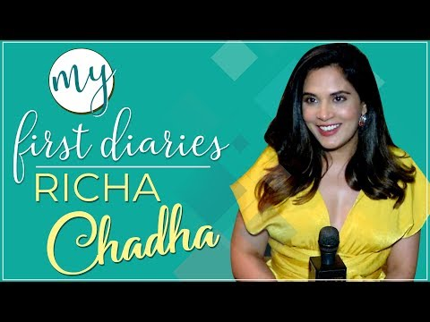 Richa Chadda Talks About Her First Fan Moment, Fir