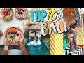 Download Lagu TOP 10 THINGS TO DO IN BALI Mp3 Free