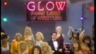 G.L.O.W. Wrestling beginning theme