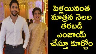Samantha Reveals Her Dreams with Naga Chaitanya After Marriage  Teluguz TVWatch for more Telugu Film news, Movies updates, Movie Events, Latest Film Trailers, Teasers, audio releases, press meets, Pre-release Functions, Audio Reviews, Movie Reviews, Movie Release Updates, Gossips, success parties, exclusive interviews, Celebrities Private Photos Shoots , Unseen Photos and Videos, live hangouts with your favorite stars and much more.Everything will be posted first on NET i.e: Telugu movies like posters, motion posters, first looks, teasers, trailers, theatricals, promos, songs, jukeboxes, lyric videos, spoofs and scenes.Dont forget to Subscribe : https://goo.gl/KDLDspFor more updates Follow us : Watch : Youtube.com/TeluguZtv Like : facebook.com/TeluguZTVTweet : twitter.com/TeluguZTVLog on to : www.TeluguZ.comMusic Medium Rock by Audionautix is licensed under a Creative Commons Attribution license (https://creativecommons.org/licenses/by/4.0/)Artist: http://audionautix.com/