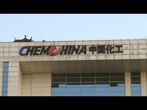 Κίνα: ετοιμάζεται για τη μεγαλύτερη εξαγορά της ιστορίας της – economy