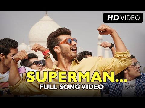 Catch Arjun Kapoor in the first track Superman from Tevar!