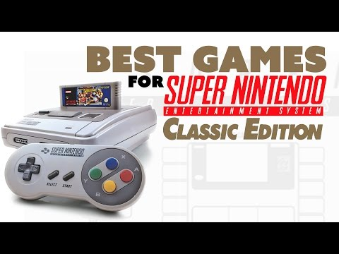 MUST-HAVE GAMES for SNES Classic Edition - The Know