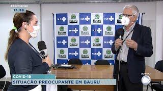 Secretário de saúde de Bauru atualiza situação da vacinação na cidade