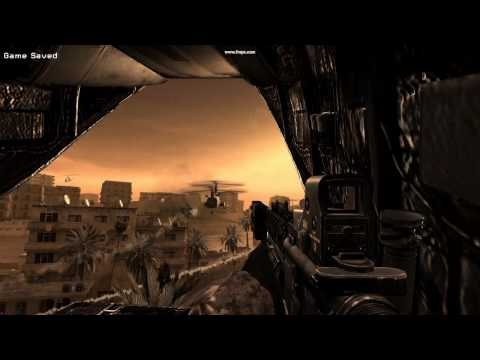 Call of Helicopters in Modern Warfare
