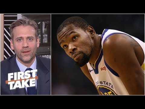If the Knicks don't sign Kevin Durant, it would be a complete failure - Max Kellerman | First Take