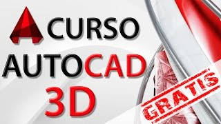 Curso Autocad 3D  Capitulo 4 Revoluciones