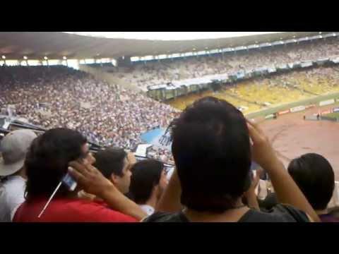 Video - Entrada de la fiel TALLERES vs defensa y justicia 5/4/14 - La Fiel - Talleres - Argentina