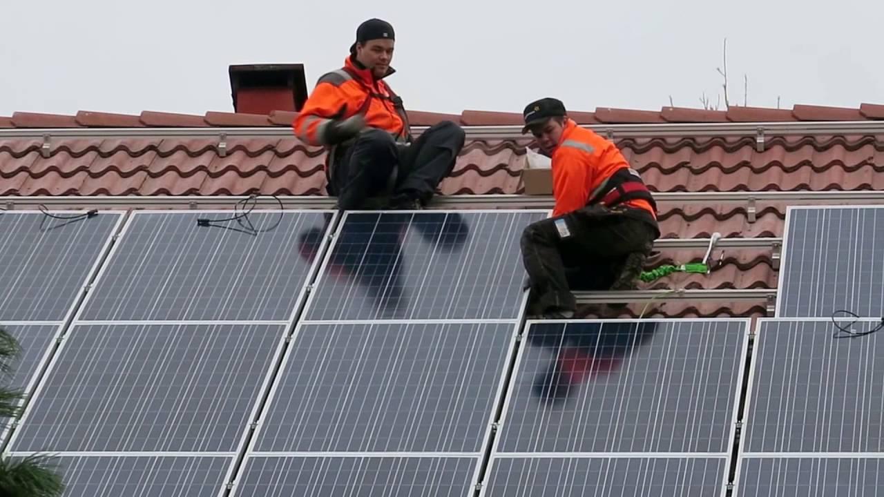 ENNÄTYS: Auringosta<br /> eilen lähes 60 kWh