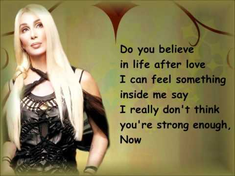 Video Cher- Believe (lyrics) [HD] download in MP3, 3GP, MP4, WEBM, AVI, FLV January 2017