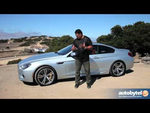BMW M6 Video Road Test & Review