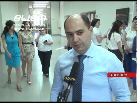 Գյումրու ՏՏԿ-ն տվել է 26 շրջանավարտ. պատվավոր հյուր էր Մարտուն Գրիգորյանը