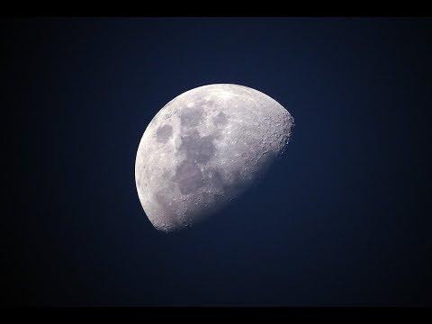 Wieso gibt es Mondphasen?