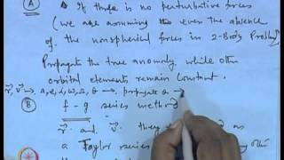 Mod-01 Lec-12 Two Body Problem (Contd...7)&Three Body Problem