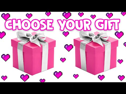 🎁  LISA OR LENA  💕  ВЫБИРАШКИ 🎁  This or that , left or right? 💕  Choose your gift box