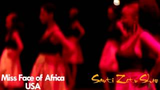Miss Face Of Africa 2013 Promo