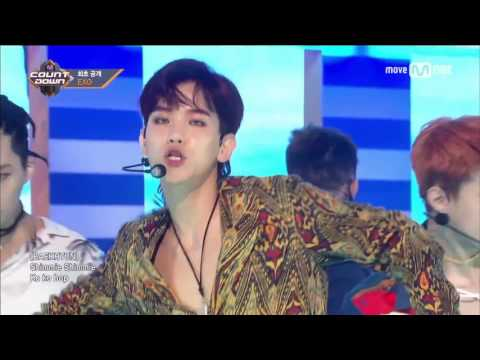 170720 [M COUNTDOWN] EXO - The Eve + Ko Ko Bop (BAEKHYUN Part CUT)