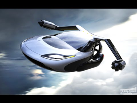 FLYING CAR | THE TERRAFUGIA TF-X