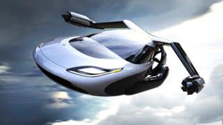La Terrafugia TF-X : la future voiture volante?