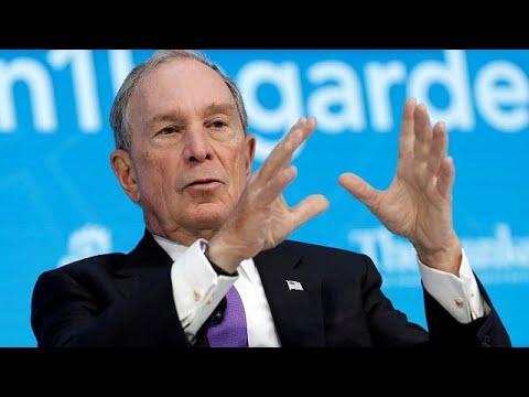 Δωρεά 4,5 εκατ. δολάρια από τον Μάικλ Μπλούμπεργκ για το κλίμα