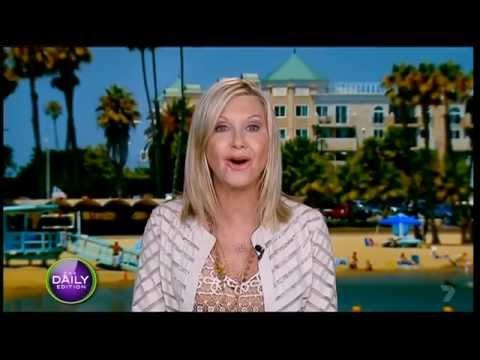 Olivia Newton-John - The Daily Edition interview April 2014