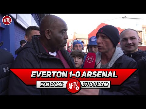Everton 1-0 Arsenal | Do The Players Want Champions League Or Europa  League? (Lee Judges, Rant)