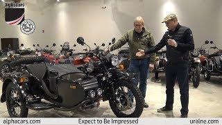 5. 2018 Ural Gear Up Custom, Overview, Ural of New England
