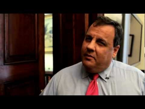ChrisChristieVideos - New Jersey Press Association Legislative Correspondents Club Show.