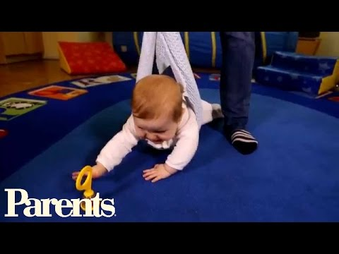Signs Your Baby is Learning to Crawl | Parents