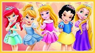 Baby Disney Princess Movie Game ! Disney Princess Baby Video Games for Girls