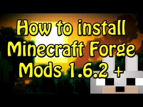 how to get mods minecraft forge