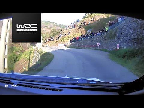 WRC - Tour de Corse 2017: Shakedown Onboard Latvala