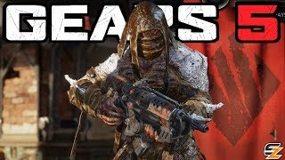 GEARS 5 Multiplayer Gameplay - 25 Minutes of Gears 5 Gnasher Shotgun Gameplay!