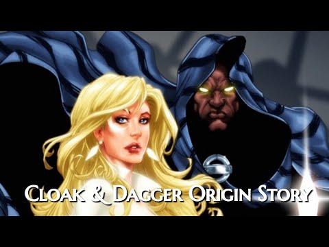 Cloak & Dagger Origin Story    In Hindi   