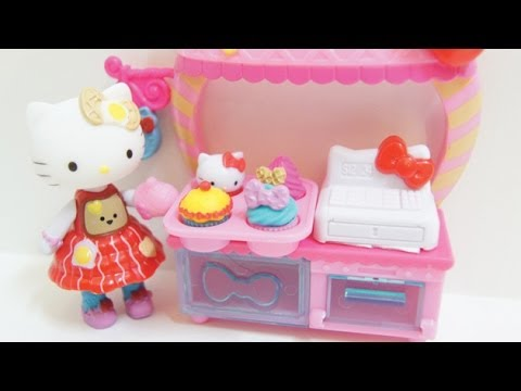 rements - In this video I will be reviewing the Hello Kitty mini dolls and accessories by Blip. All items were purchased at Target. I was not asked to review these pro...