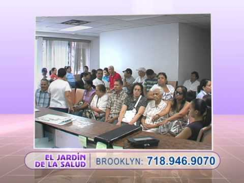 El Jardín de la Salud – Centro de Terapia Física (2011 edition) – 30 sec tv commercial