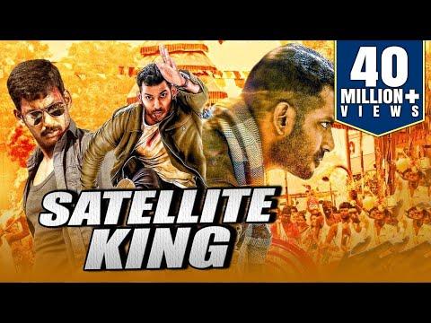 Satellite King New South Indian Movies Dubbed in Hindi 2019 Full | Vishal, Samantha, Robo Shankar