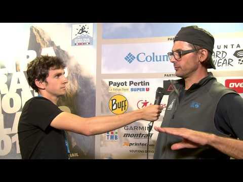 UTMB® 2015 – Interview Rafal Tyszkiewicz