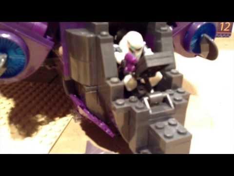 Megabloks halo covenant phantom HD review set #96941