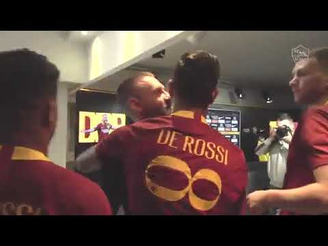 Daniel De Rossi Retiring To Play Football ©A.S ROMA